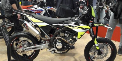 Motard 125 performance 2019