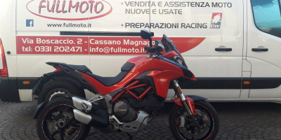 MULTISTRADA 1200 ABS 2017
