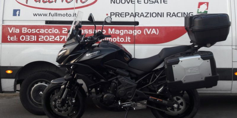 VERSYS 650 ABS 2016 LAT SX