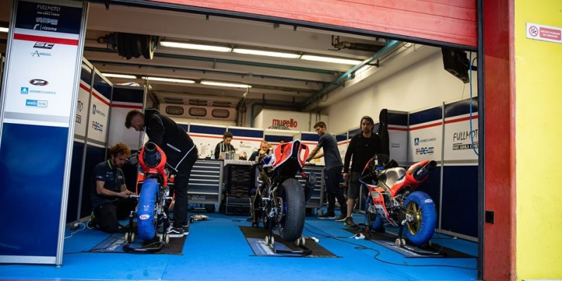 Mugello ELF CIV 2019 il ns box