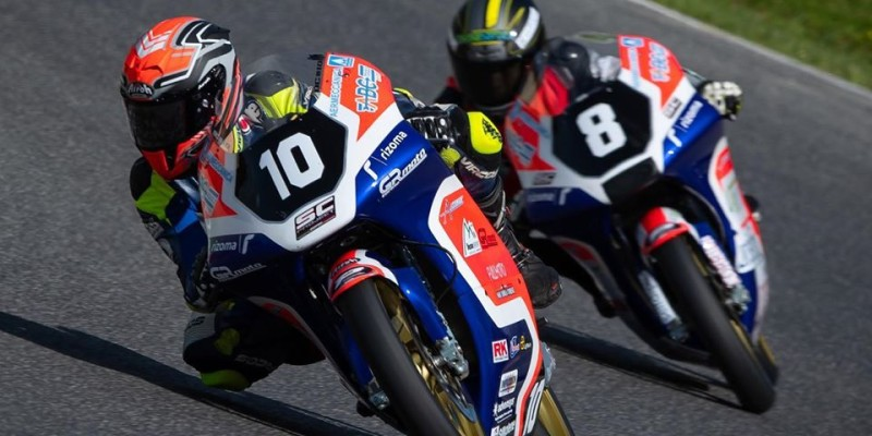 Premoto3 Mugello Test 2019